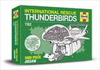 Thunderbirds - Thunderbird 2 (1000 Piece Jigsaw)