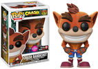 Crash Bandicoot - Crash Bandicoot Flocked Pop! Vinyl Figure (Games #273)