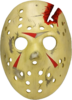 Friday the 13th - Jason Part 4 Final Chapter Mask