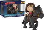 Wonder Woman - Wonder Woman on Horse Dorbz Vinyl Figure (Ridez #042)