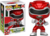 Power Rangers - Red Ranger Metallic Action Pose Pop! Vinyl Figure (Television #406)
