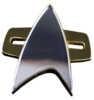 Star Trek: Voyager - Communicator Badge 1:1 Magnetic Replica