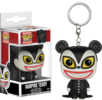 The Nightmare Before Christmas - Vampire Teddy Pocket Pop! Vinyl Keychain