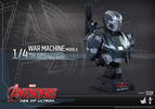 Avengers: Age of Ultron - War Machine Mark II 1:4 Scale Hot Toys Bust