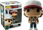 Stranger Things - Dustin with Brown Jacket Pop! Vinyl Figure (Television #424)