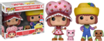 Strawberry Shortcake - Strawberry Shortcake & Huckleberry Pie NYCC 2016 Pop! Vinyl Figure 2-Pack