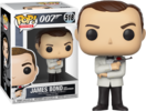 James Bond - James Bond in White Tux (Goldfinger) Pop! Vinyl Figure (Movies #518)