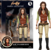 "Firefly - Zoe Washburne 7"" Legacy #5 Action Figure"