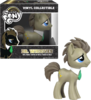 My Little Pony - Dr. Whooves Vinyl Figure