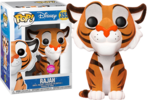 Aladdin - Rajah Flocked US Exclusive Pop! Vinyl Figure (Disney #355)