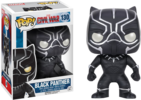 Captain America Civil War - Black Panther Pop! Vinyl Figure (Marvel #130)
