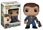 Fallout - Lone Wanderer Male Pop! Vinyl Figure  (Games #47)