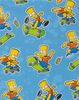 Simpsons - Bart Simpson gift wrap
