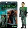 "Arrow - Green Arrow Unmasked ReAction 3.75"" Action Figure (2015 Summer Convention Exclusive)"