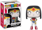Teen Titans Go! - Raven as Wonder Woman Pop! Vinyl Figure (Television #335)
