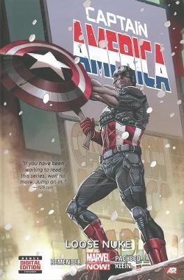 Captain America - Loose Nuke (Marvel Now) Volume 3 hardback