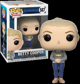 Riverdale Betty Cooper Pop Vinyl Figure Television