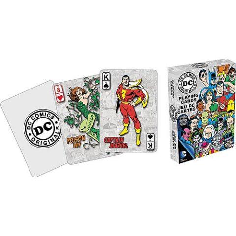 DC Comics - Retro Playing Cards - Retrospace
