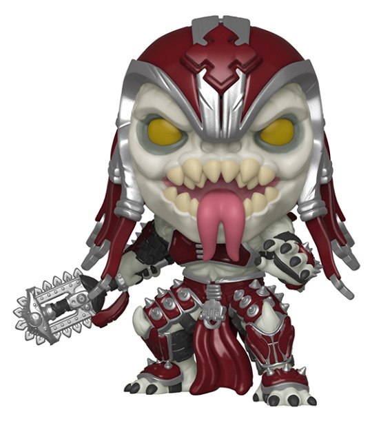 Gears of War POP Games Clayton Carmine Vinyl Action Figure New In Box Funko