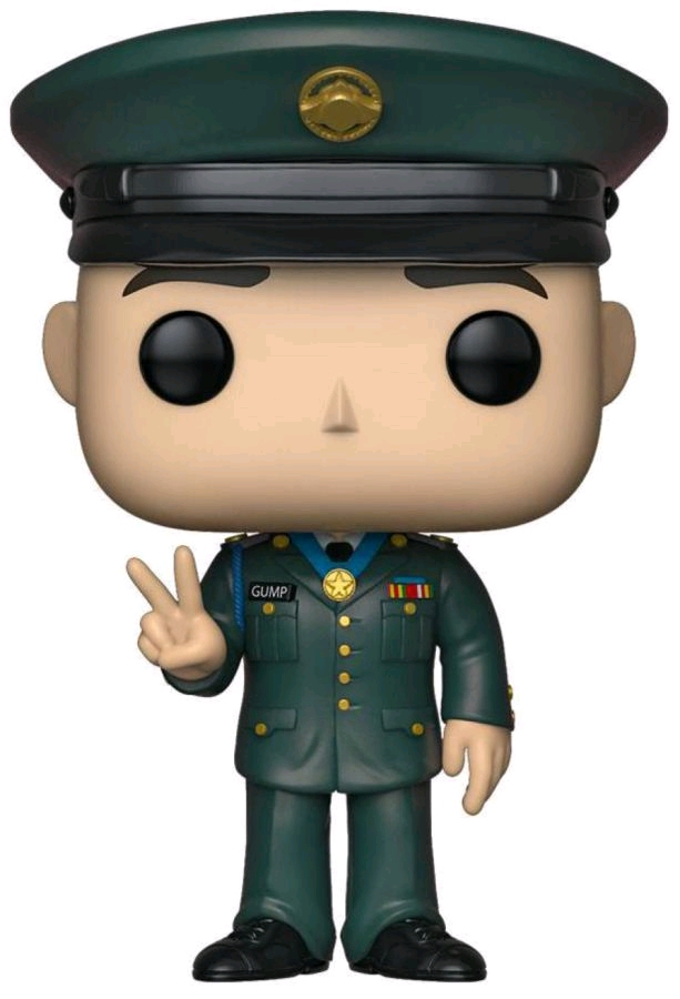 """FORREST GUMP WITH BOX OF CHOCOLATES  3.75/"""" POP MOVIES VINYL FIGURE FUNKO 769 NEW"""
