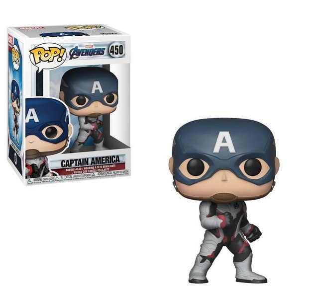 Endgame Movie: Hawkeye Figure #457 Funko POP IN STOCK Marvel/'s Avengers