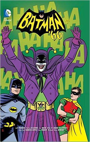 Batman '66 - Vol 4 hardcover graphic novel - Retrospace